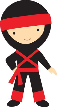 Kai Ninja Clip Art. Personagens - Minus-Kai Ninja Clip Art. Personagens - Minus-4