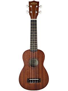 Kala Mahogany KAA-15S Soprano Ukulele (L-Kala Mahogany KAA-15S Soprano Ukulele (Limited Edition Soprano)-1