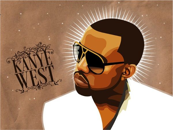 Kanye West Clipart-Clipartlook.com-600