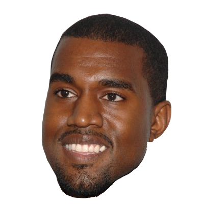 Kanye West Picture PNG Image