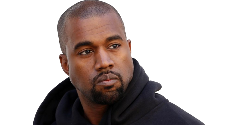Kanye West PNG Transparent Images