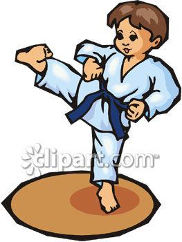 Karate Clip Art-Karate Clip Art-11