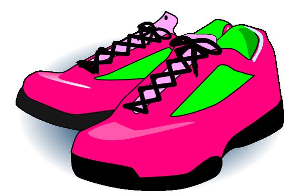 Karson Blaster Shoes Clip Art At Clker Com Vector Clip Art Online