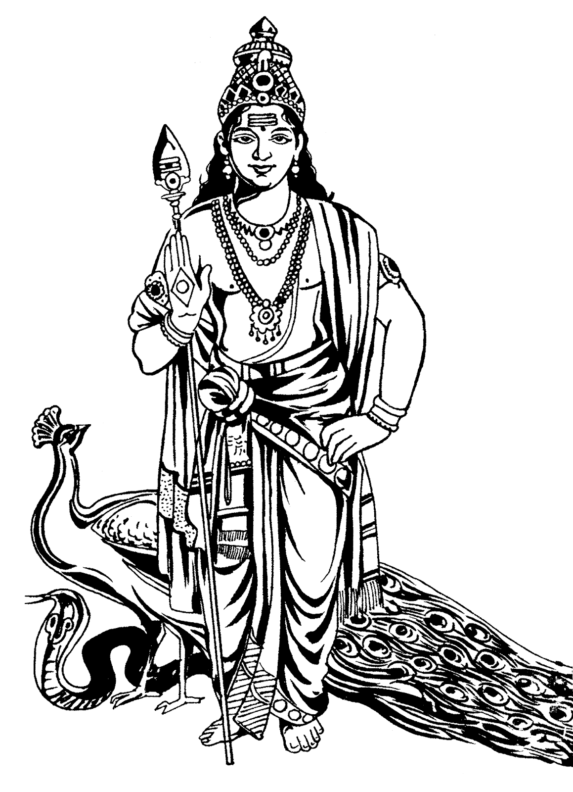 Kartikeya Clipart