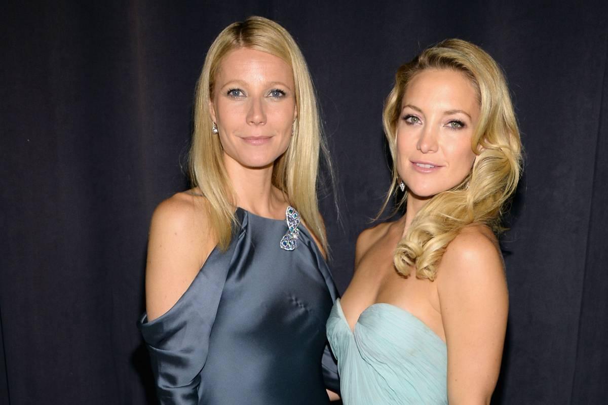 Gwyneth Paltrow, and Kate Hudson