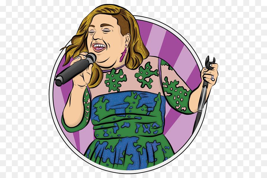 American Idol Kelly Clarkson Audition Cartoon - kelly clarkson