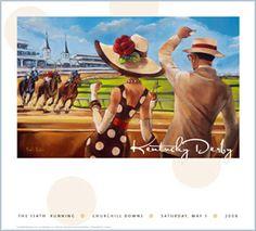 kentucky derby clip art for free | Kentucky Derby Artwork