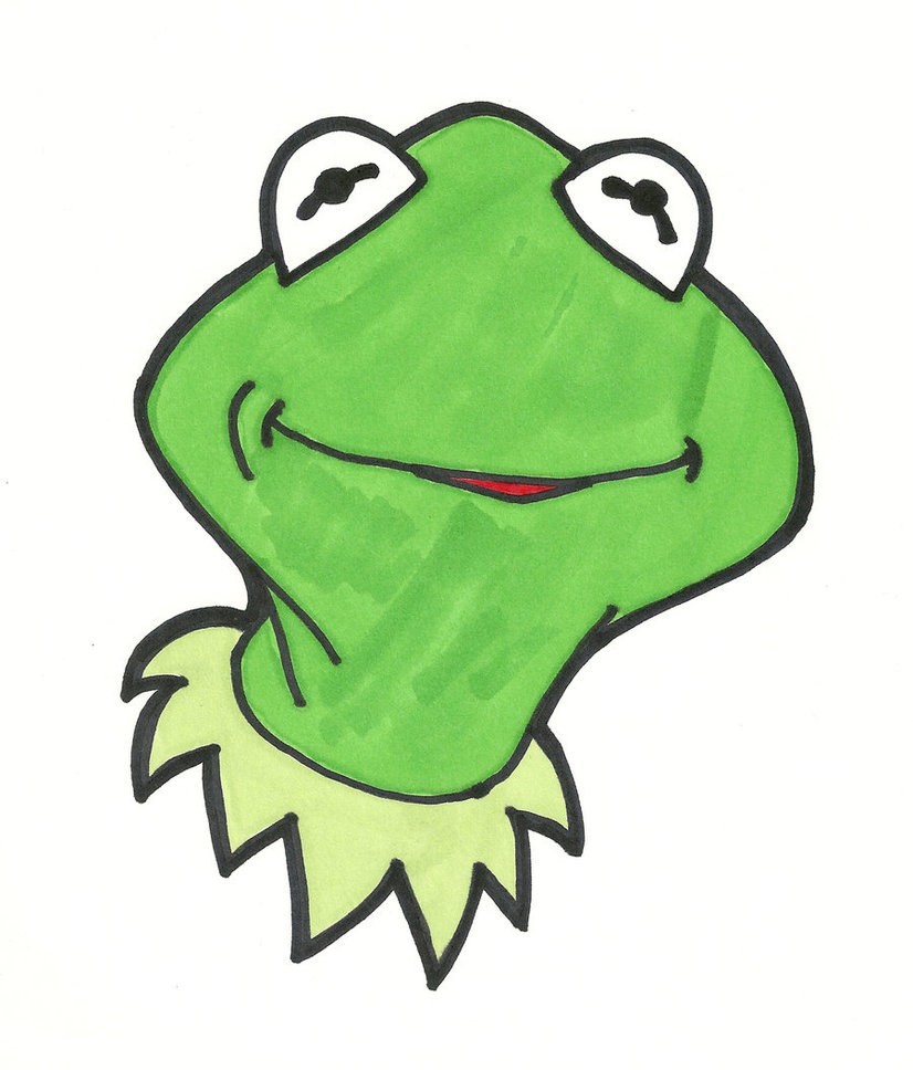 Kermit The Frog Clipart Clipart Best