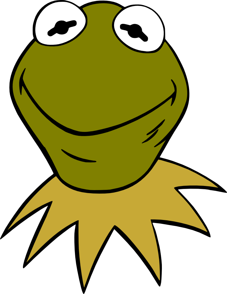 Kermit The Frog Clipart Cliparts Co