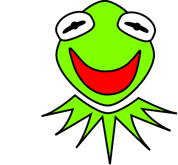 ... Kermit The Frog Clipart ...
