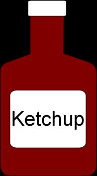 ketchup clipart-ketchup clipart-7