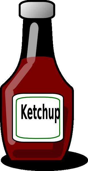 Ketchup Bottle Clip Art At Clker Com Vec-Ketchup Bottle Clip Art At Clker Com Vector Clip Art Online Royalty-2