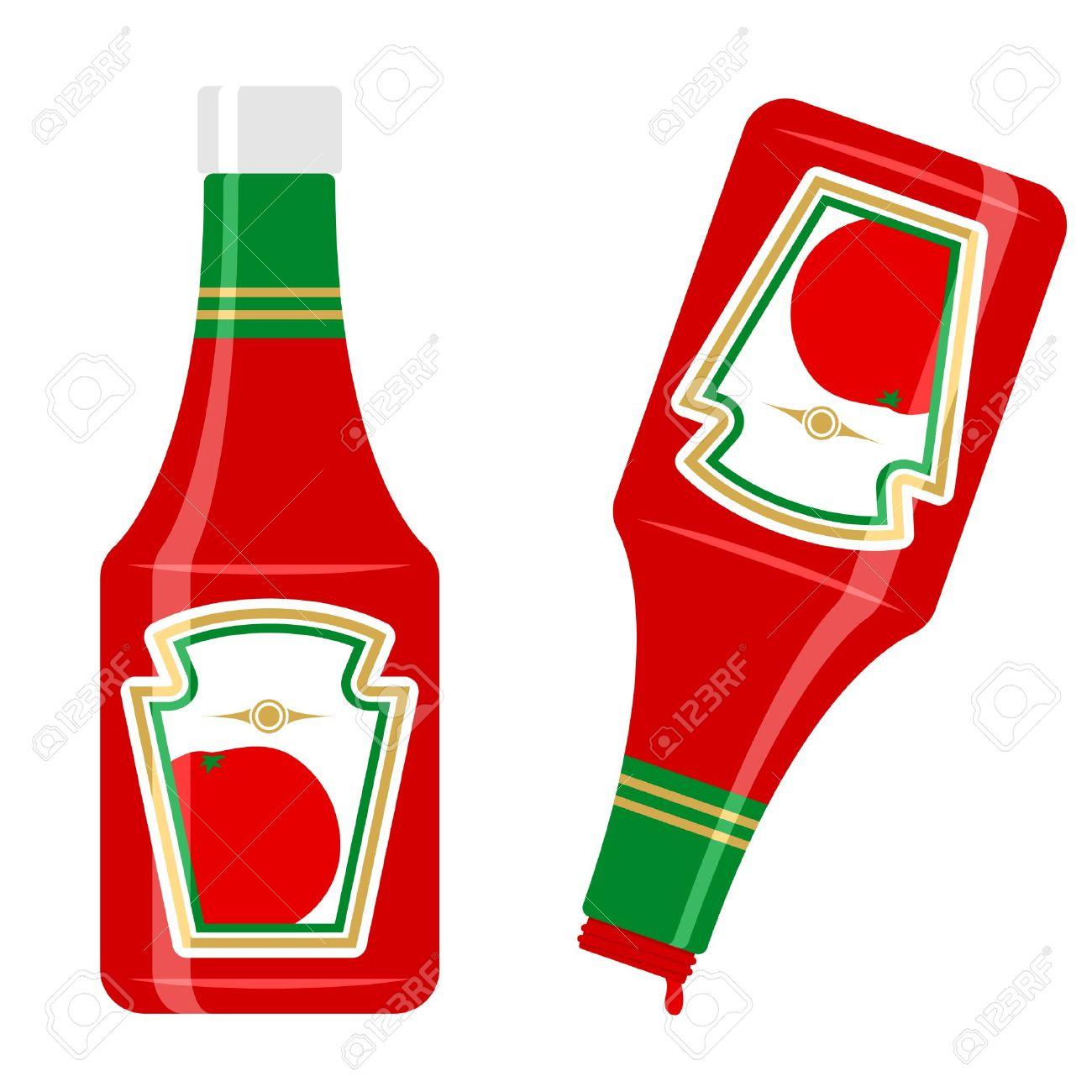 Ketchup bottle Stock Vector - 5187559-Ketchup bottle Stock Vector - 5187559-14