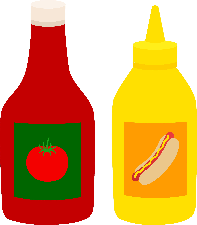 Ketchup Clip Art-Ketchup Clip Art-5