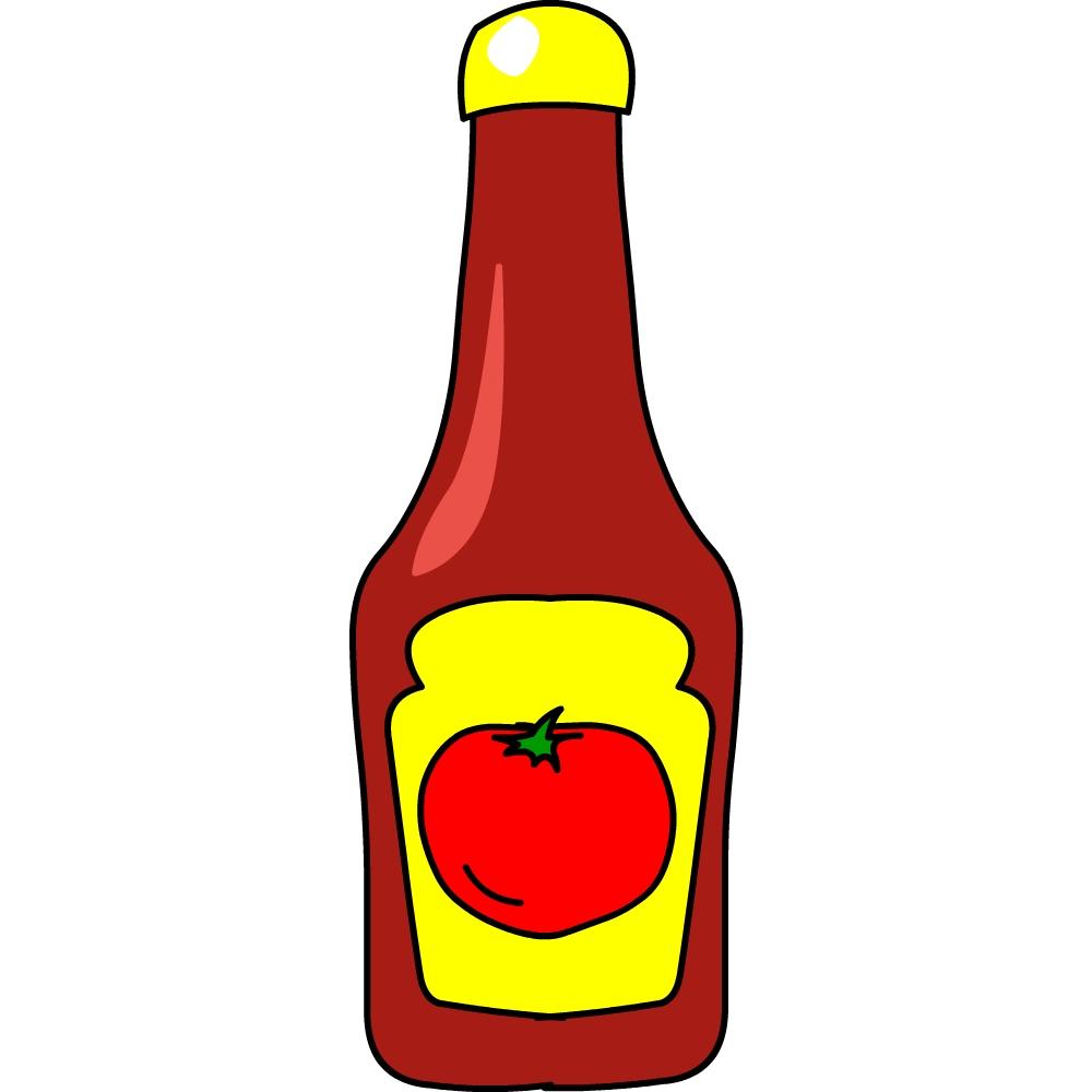 Ketchup Clipart-Ketchup Clipart-3