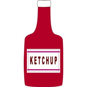 Ketchup cliparts-Ketchup cliparts-6