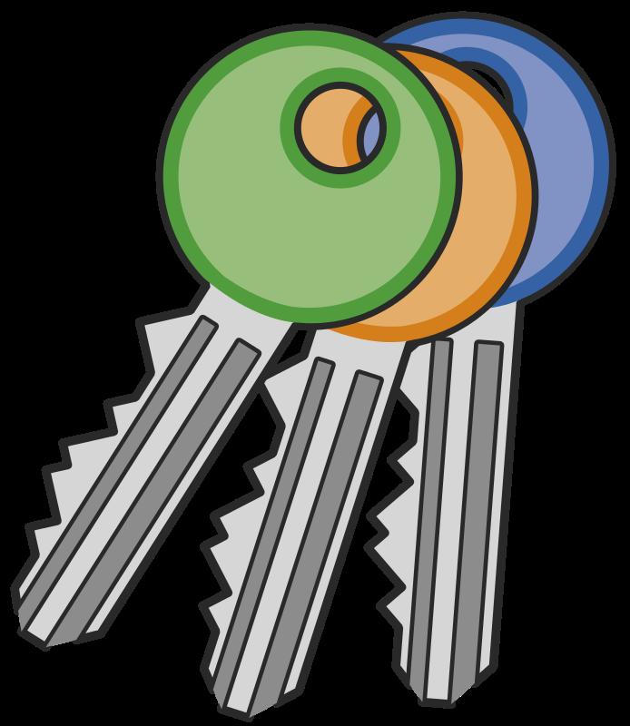 Key Clipart-key clipart-9