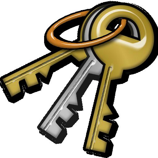 Key chain clipart clipart kid