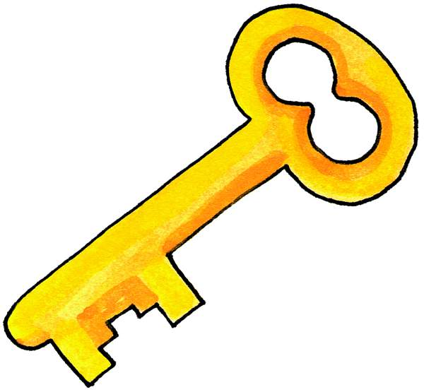 Key clip art templates free clipart images