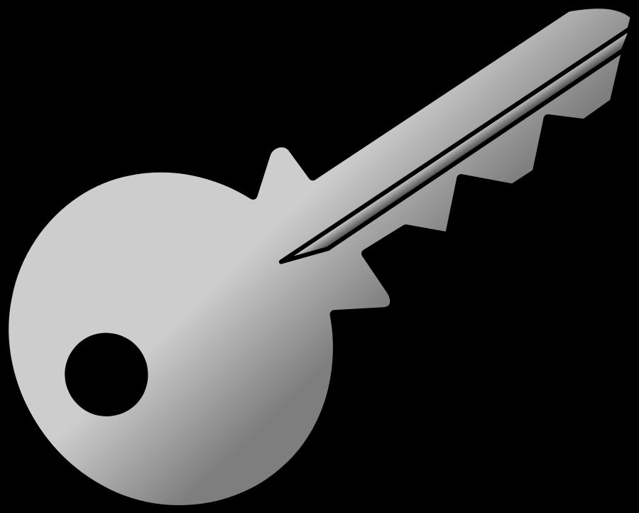 key clipart u0026middot; key  - Key Clip Art