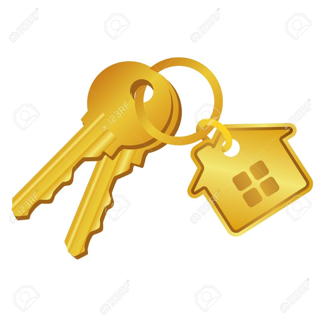 Clipart House Keys Clipground