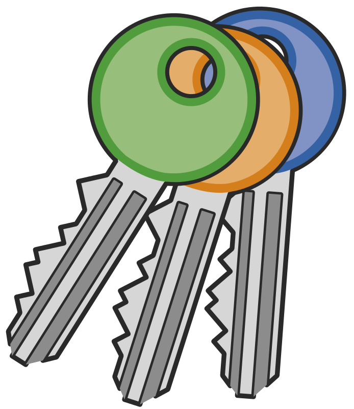 Key clip art for key graphics key clip art piano keys clip art