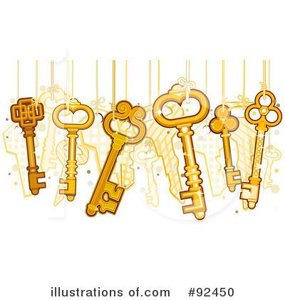 Royalty-Free (RF) Keys Clipart Illustration by BNP Design Studio - Stock  Sample