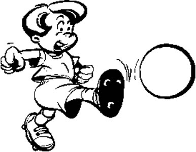 Kickball Clip Art. Clipartbest Com