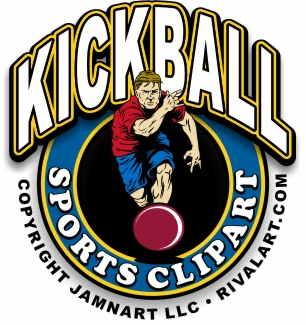 Kickball Clipart