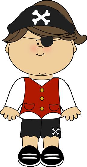 Kid Girl Pirate-Kid Girl Pirate-0
