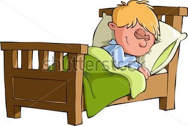Kid Going To Bed Clipart-Kid Going To Bed Clipart-13