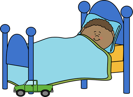 Kid Sleeping Clip Art