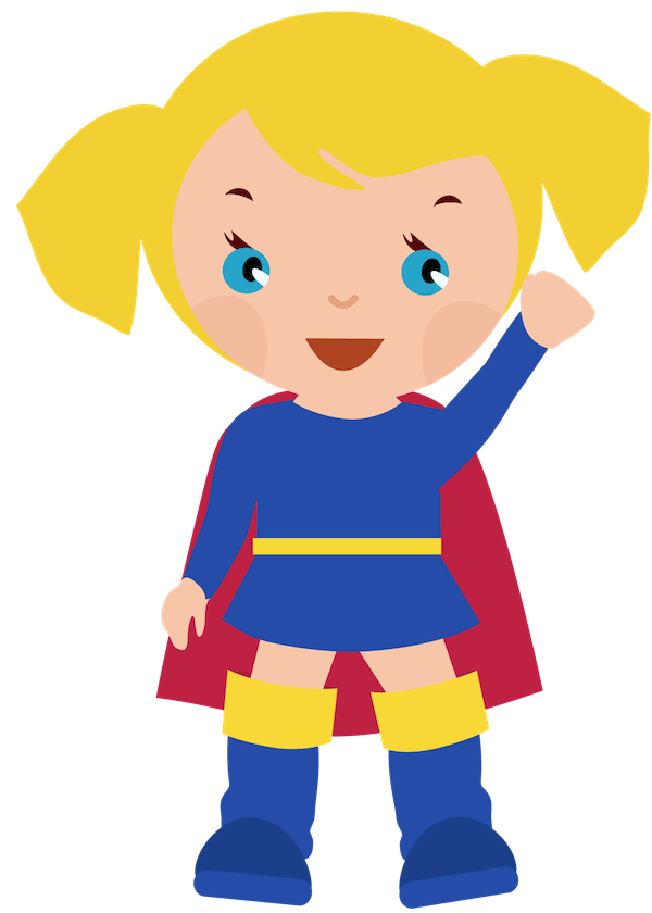 Kid Superhero Clipart-Kid Superhero Clipart-11