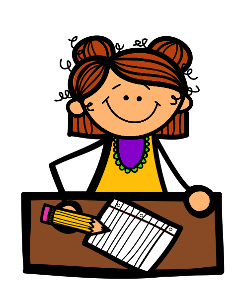 Kid Writing Clip Art-Kid Writing Clip Art-3