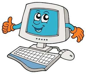 kids computer lab clipart u00 - Computer Clipart Images