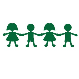 Kids Holding Hands Clipart-kids holding hands clipart-14
