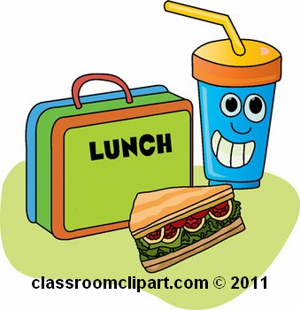 Kids Lunch Clipart-kids lunch clipart-2