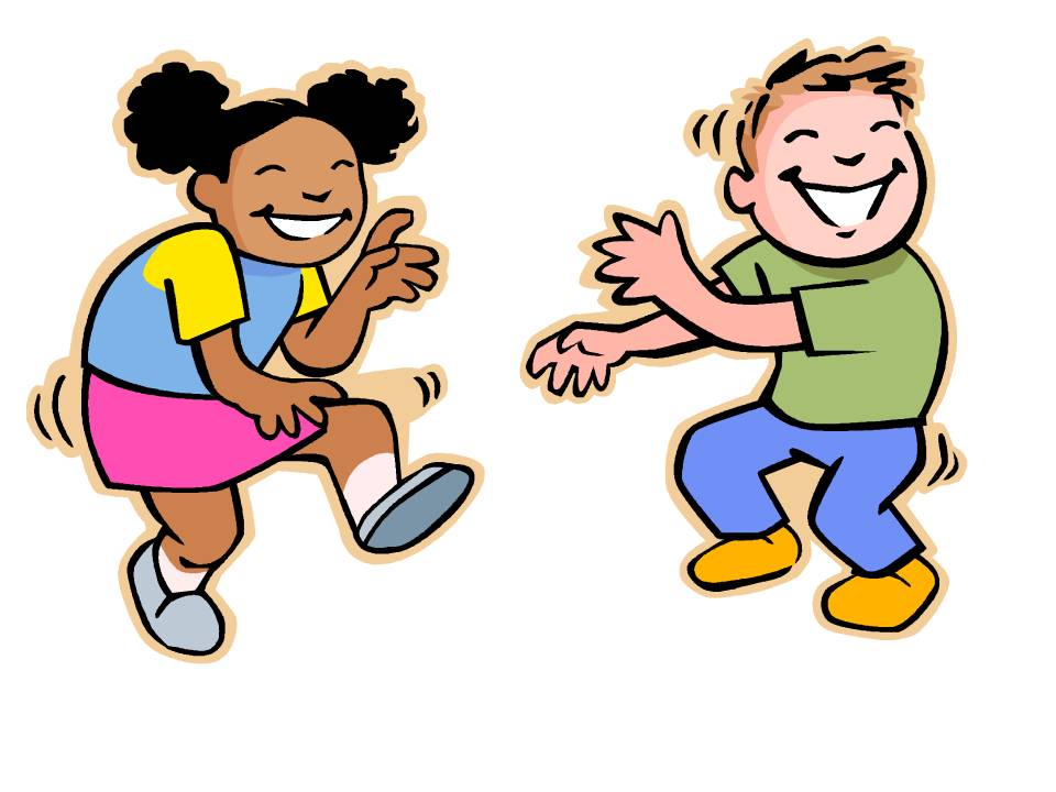 kids singing clipart