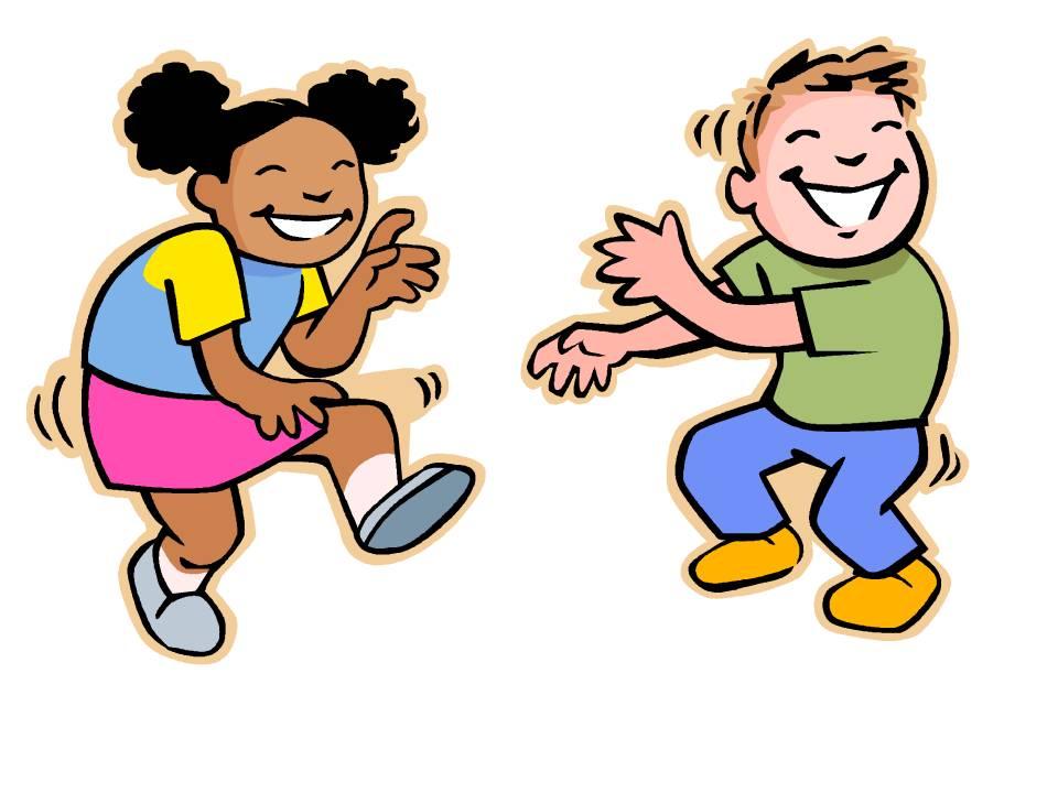 kids singing clipart