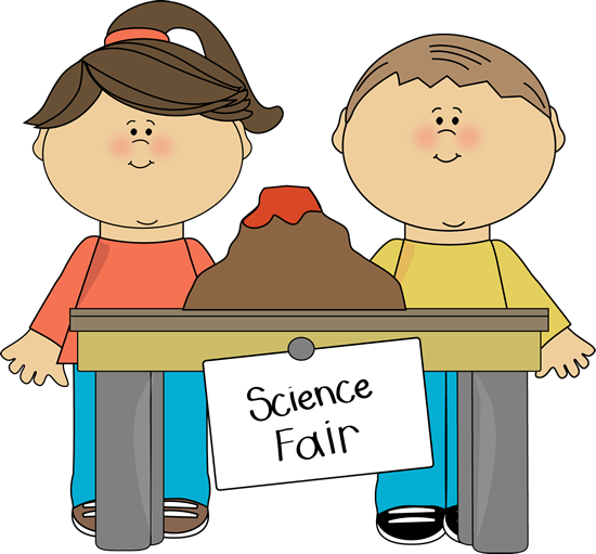 Kids at Science Fair