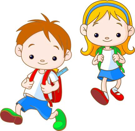 Kids Cartoon Images - Clipart library