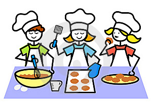 Kids Cooking Clipart Kids Cooking Clipar-Kids Cooking Clipart Kids Cooking Clipartcartoon Kids Baking-9