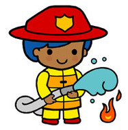 Kids Corner For Fire Safety