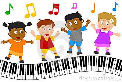 Kids Dancing Royalty Free .-Kids Dancing Royalty Free .-17