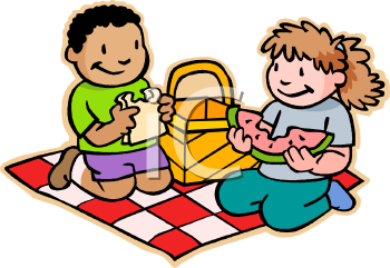 Kids Eating Clipart Clipart .