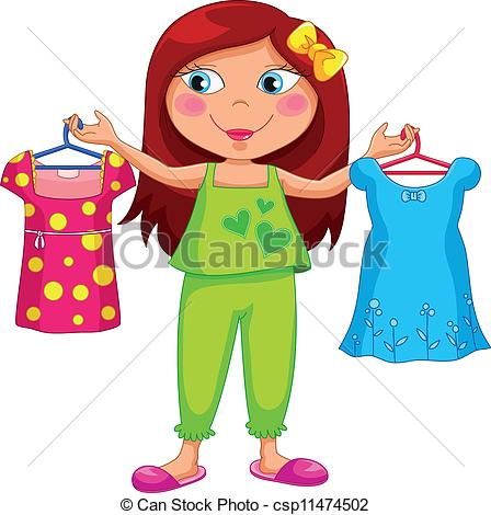 Kids Get Dressed Clipart Clipart Panda Free Clipart Images