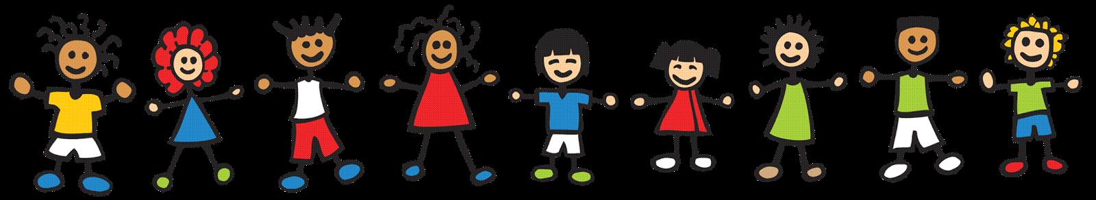 Kids Holding Hands Clip Art - clipartall .
