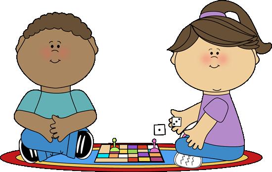Kids Playing A Board Game-Kids Playing a Board Game-15