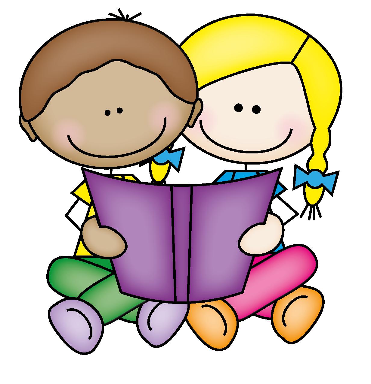 Kids Reading Clipart - ... Hope Everyone-Kids reading clipart - ... Hope Everyone Enjoyed Our Book .-8