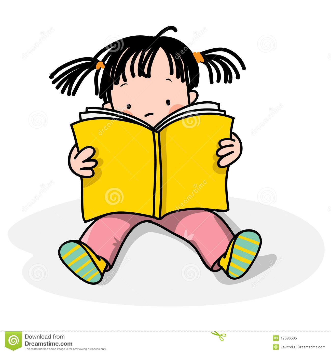 Kids Reading Royalty Free .